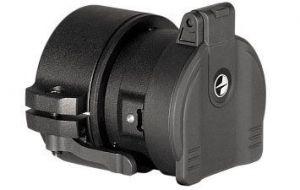 Duralový DN adaptér pro FORWARD 56 mm
