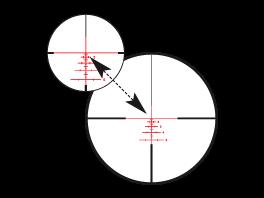 Puškohled Zeiss Victory HT 3-12x56 se světelností 95%