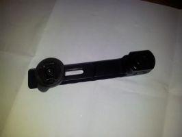 Otočná montáž ERA Recknagel lišta Picatinny pro kolimátor