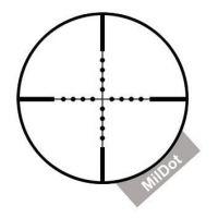Puškohled Delta Optical Titanium 6-24x42