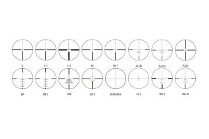 Puškohled Swarovski Z6i 1,7-10x42 L
