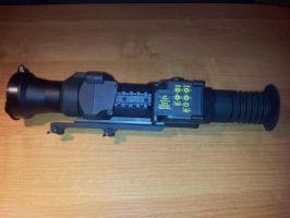 Mount Blaser R8 a R93 and Pulsar Apex, Digisight