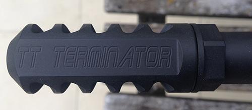 Úsťová brzda TT Terminator NZ