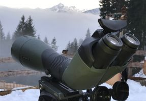 Spektiv Swarovski BTX 30x85