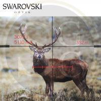 Puškohled Swarovski ds 5-25x52 P SR 4A-I