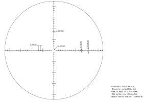 Puškohled Delta Stryker HD 5-50x HD SFP DLS-3